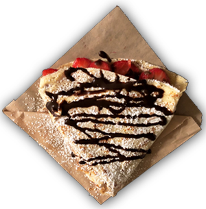 Nutella&Capsuni-Crepe